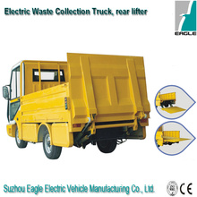 Electric Garbage Truck for Garbage Bin Collecting (EG6032X)