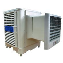Воздухоохладитель, Воздушный охладитель Windows, Испарительное воздушное охлаждение
