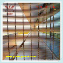 Cheap Metal/ Decorative Wire Mesh for Curtain (ISO)