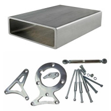 customized cnc aluminium machining metal parts