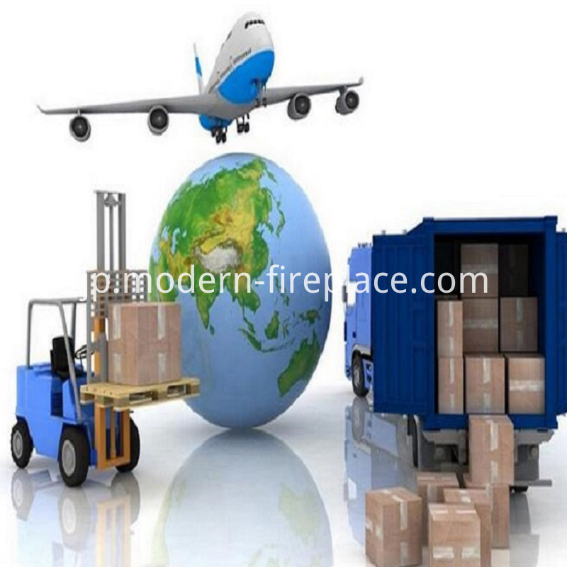 Decorative Wood Stoves Factory Transport