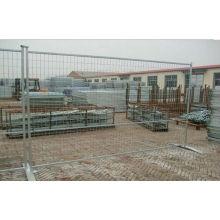 Le meilleur prix 6ft Canada a galvanisé la conception provisoire de panneaux de barrière / clôture portative (fabrication) ISO9001