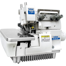 Br-700-3hc Three Thread Overlock for Handkerchief Sewing Machine