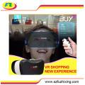2016 nouveau rayonnement de qualité meilleure preuve boîte de Vr, casque de réalité virtuelle, 3D verre casque 3D pour les films en 3D, jeux 3D