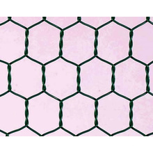 Alambre de acero inoxidable / malla de alambre hexagonal de bajo carbono