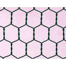 Fil d'acier inoxydable / treillis hexagonal à faible teneur en carbone