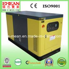 24kw Schalldichte stille Art Electric Diesel Generator