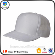 low profile foam mesh trucker caps