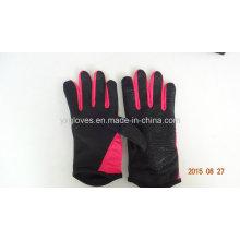 Work Glove-Silicon Glove-Sport Glove-Garden Glove- Hand Glove-PVC Dotted Glove