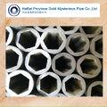 Cold Drawed ASTM A519 4130 Tuyau en acier sans soudure HEX forme intérieure