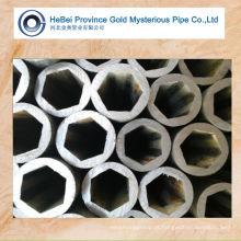 Tubo de aço sem costura HEX forjado a frio ASTM A519 4130