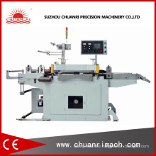 (PVC, PET, PP, PE) Plastic Converting Machine (Die Cutting)