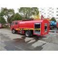 DFAC 4000L Fire Truck Sprinkler Trucks