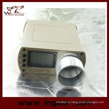 Cronógrafo Airsoft portátil Chronoscope X3300 arma velocidade Reader
