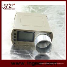 Cronógrafo Airsoft portátil Chronoscope X3300 pistola velocidad lector