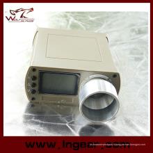 Chronographe Airsoft Portable Chronoscope X3300 pistolet Vitesse Reader
