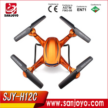 JJRC H12C 360 Flips Headless Mode One Key Return RC Quadcopter Drone UFO With 2MP Camera In 6 axis Gyroscope