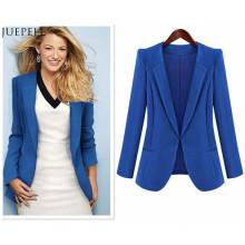 2016 Blazer Formal Jackets for Women Cardigan Autumn Coat