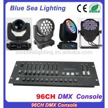 2015 hotsale 96CH DMX controller