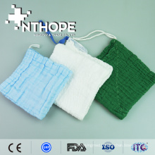 hot-sale medical woven gauze abdominal sponge blister polybag packing