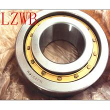 Однорядный цилиндрический роликоподшипник с латунным сепаратором (NU, NJ, NF, NUP)