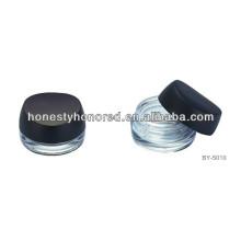 Garrafa de creme cosmético acrílico