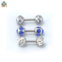 14ga-piercing-stud body piercing jewelry wholesale