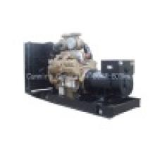 640kw 800kVA CUMMINS Тепловозный комплект генератора 880kVA Kta38-g2b двигателя
