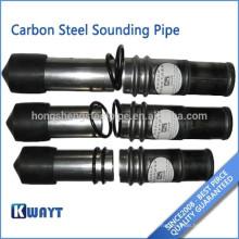 Tuyau de sonde en acier au carbone pour les EAU