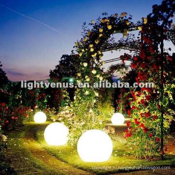 Светодиодные сад шар света