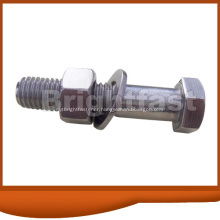 ANSI/ASTM/ASME SAE J429 Hex Cap Screws Grade 2&5&8 Cr+3 Zinc Plated