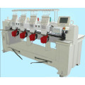 4 Head 12 Colors High Speed Computerized Cap Embroidery Machine