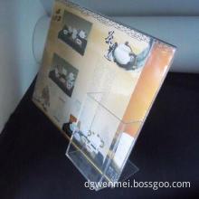 Acrylic Display Rack for Business Card, Catalogue Display