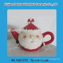 Christmas Ceramic Teapot for 2016 Christmas