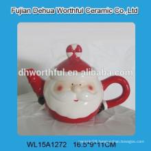 Christmas Ceramic Teapot for 2016 Christmas