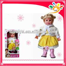 Lovely Girl Doll Russian Speaking Doll,Speaking girl doll