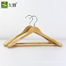 Brautkleid Kleiderbügel aus Holz