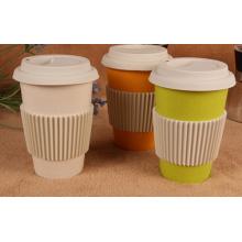 Bambusfaser Geschirr Kaffeetasse / Becher (BC-C1024)