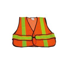 Ropa reflectante de seguridad con tela de malla