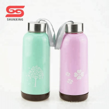 High quality portable sport drinking PP water glass bottle with good price