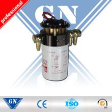 Medidor de flujo de aceite combustible diesel de salida analógica