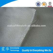 Tela de fibra de vidro tecida com resistência ao calor para equipamentos