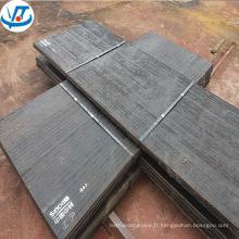 Plaque de carbone en acier NM360 NM400 NM500 plaque en acier faiblement allié