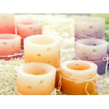 Craft Candles Star en Rainbow Shaped