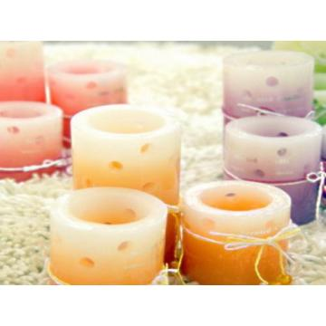 Craft Candles Star and Rainbow Shaped