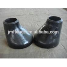 JIS standard sgp Reductor de tubos de acero excéntrico