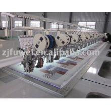Multi Head Embroidery Machine Four Sequins Piled sequins (FW915