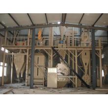 3-100t / H подающая машина, обработка корма для животных