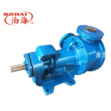NCB high viscosity rotary lobe pump stainless steel cast iron for Lubricating oil, petroleum, crude oil