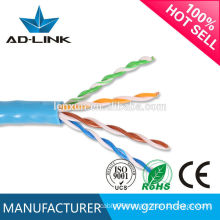 1 pair 24awg cat.5 utp cable factory price